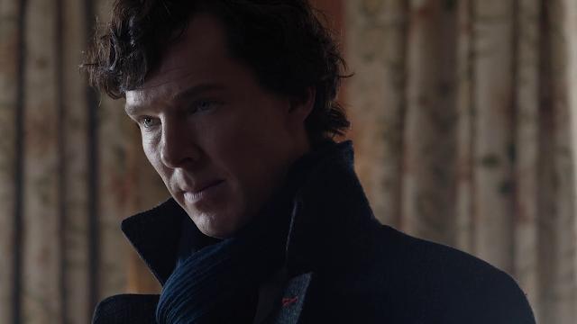 Sherlock Season 4 Complete [English-DD5.1] 720p BluRay ESubs Download