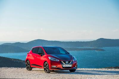 To νέο Nissan MICRA ξεκινά από 12.090€