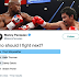 Online poll shouts for Manny Pacquiao and Floyd Mayweather rematch