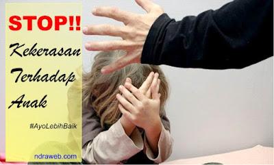 Penyebab Orangtua Tega Menganiaya Anaknya Sendiri