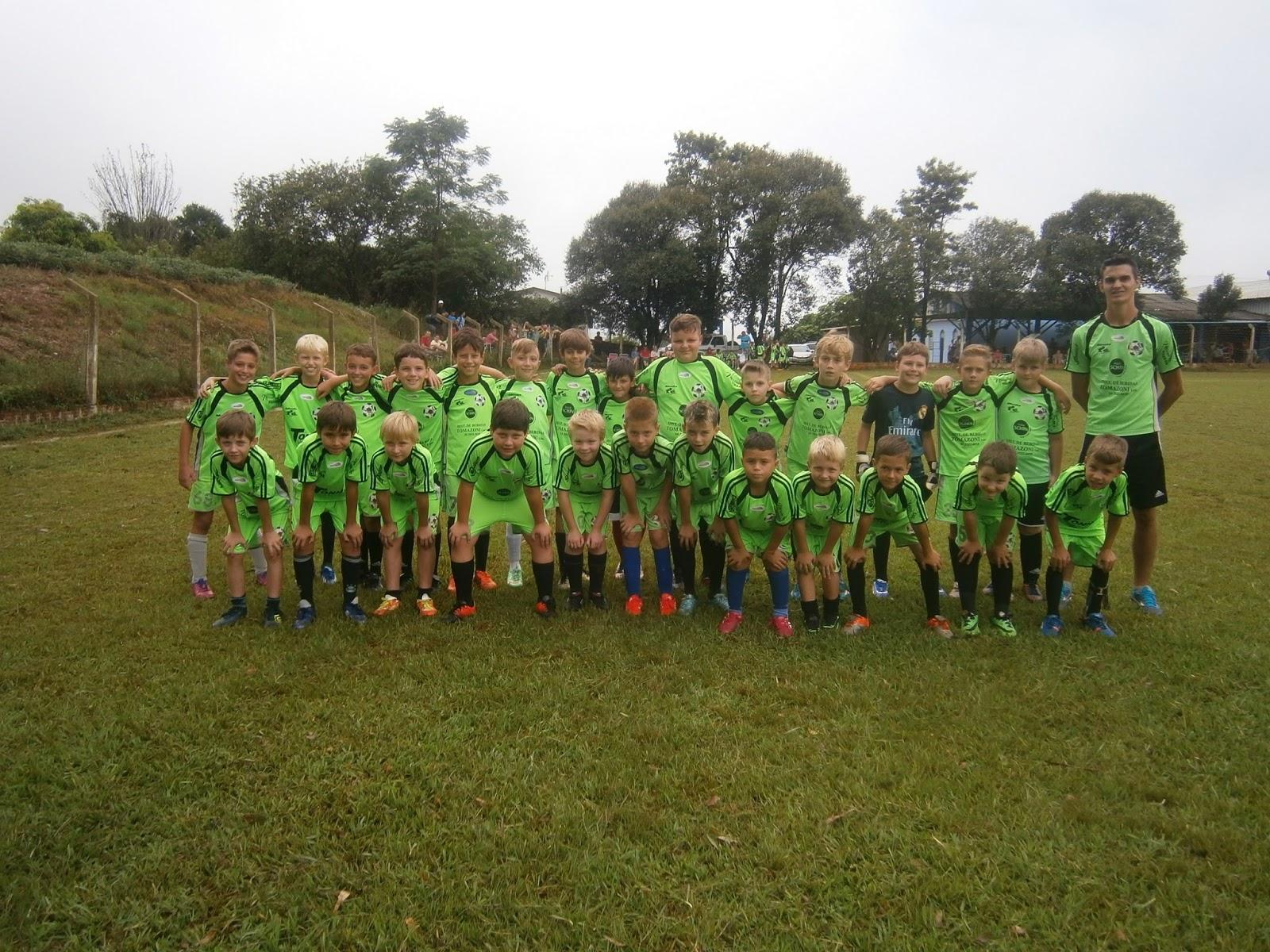 Escola de Futebol Craques do Futuro: COPA TUPARENDI