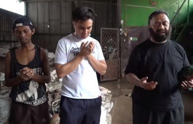 Baim Wong Ajak Praktisi ESQ Ary Ginanjar Agustian Jadi Orang Gila di Bantar Gebang
