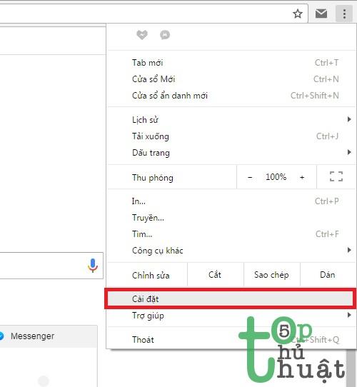 Hướng dẫn bảo mật đồng bộ hóa trên Google Chrome