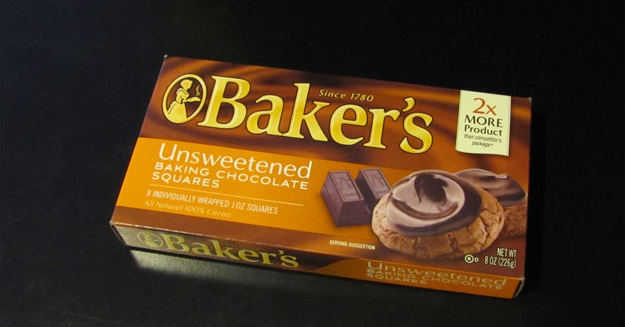 Bakers Chocolate Box