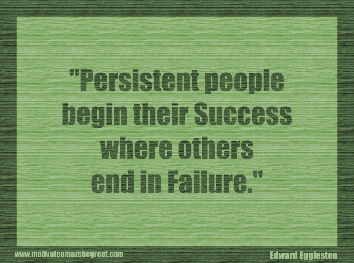 People Examples Persistent