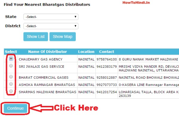 Pdf new bharat gas connection application form
