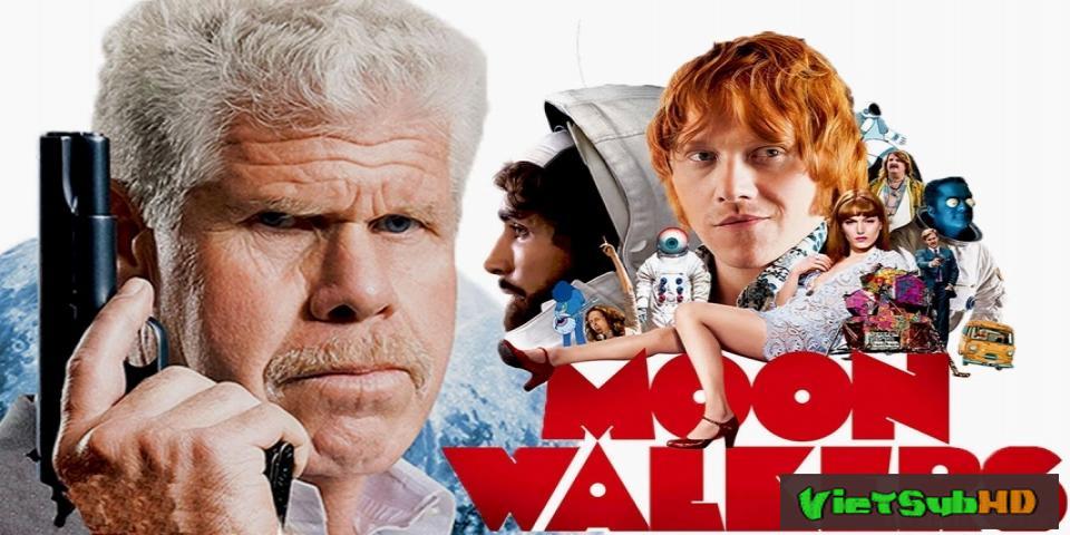 Phim Bước chân lên mặt trăng VietSub HD | Moonwalkers 2015