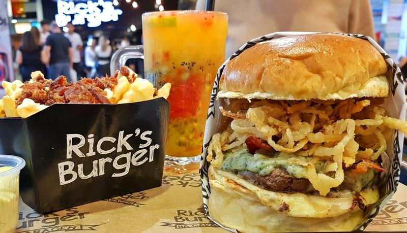 Rick's Buger