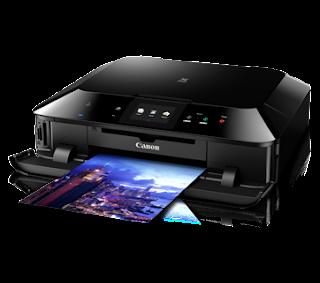 Canon PIXMA MG7170 Drivers Printer Download