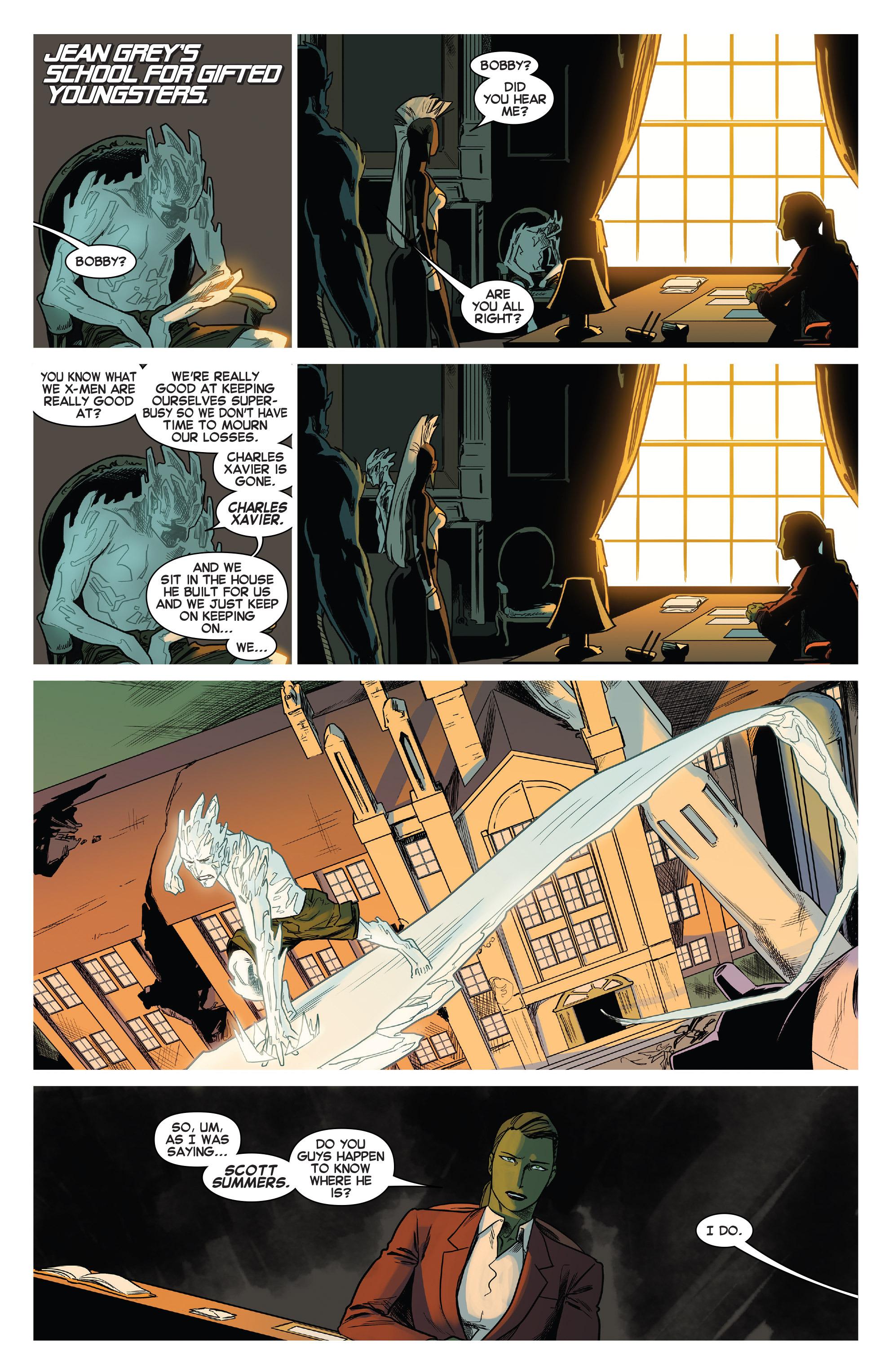 Read online Uncanny X-Men (2013) comic -  Issue #24 - 3