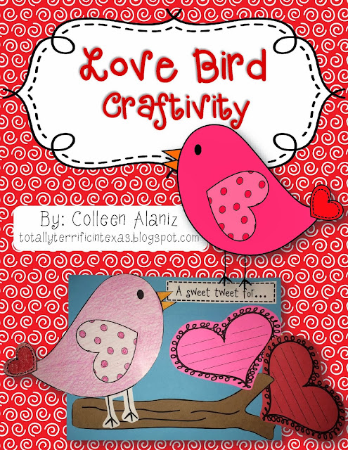 http://www.teacherspayteachers.com/Product/Love-Bird-Craftivity-1086573