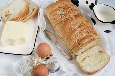 domowe pieczywo, ciasto drożdżowe, daylicooking, śniadanie