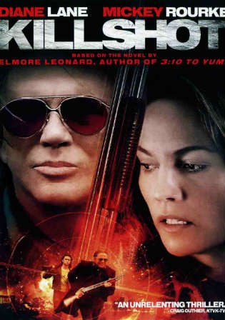 Killshot 2008 BluRay 800MB Hindi Dual Audio 720p Watch Online Full Movie Download bolly4u