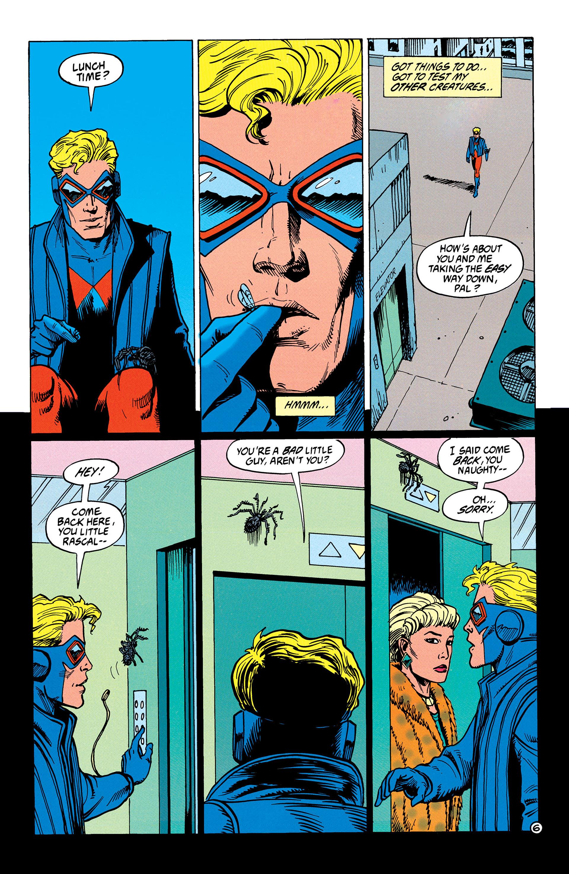 Read online Animal Man (1988) comic -  Issue #37 - 7