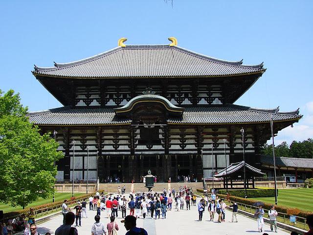 Nara - Japón Templo Todai-ji