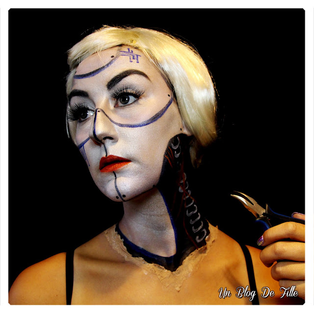 http://www.unblogdefille.fr/2018/10/maquillage-halloween-robot-spatial.html