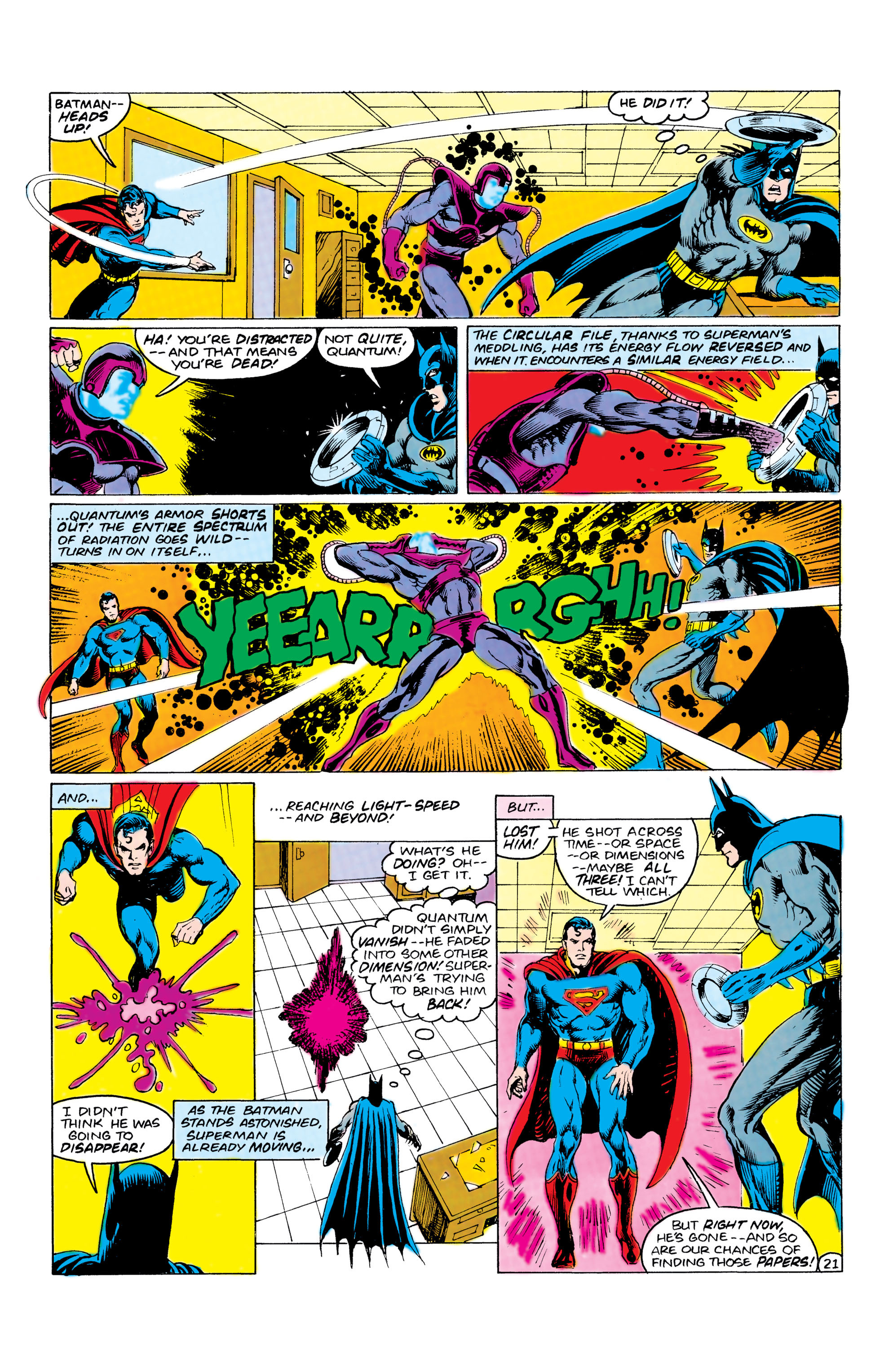 Read online World's Finest Comics comic -  Issue #309 - 22