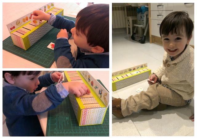 manualidades / diy juguete niño creativo