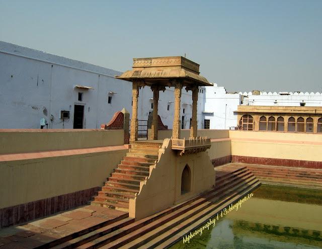 Bhramha Kund, Shri Rangnath Temple, Mathura Vrindavan