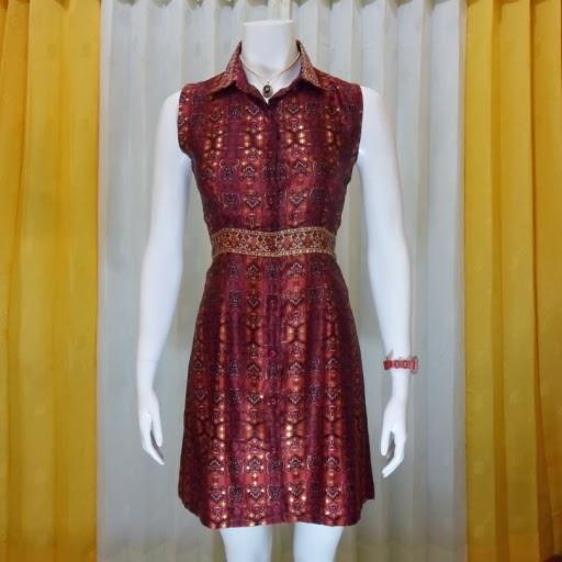 Toko Baju Batik Pontianak: Toko Baju Batik Modern Pria Wanita Solo Pekalongan