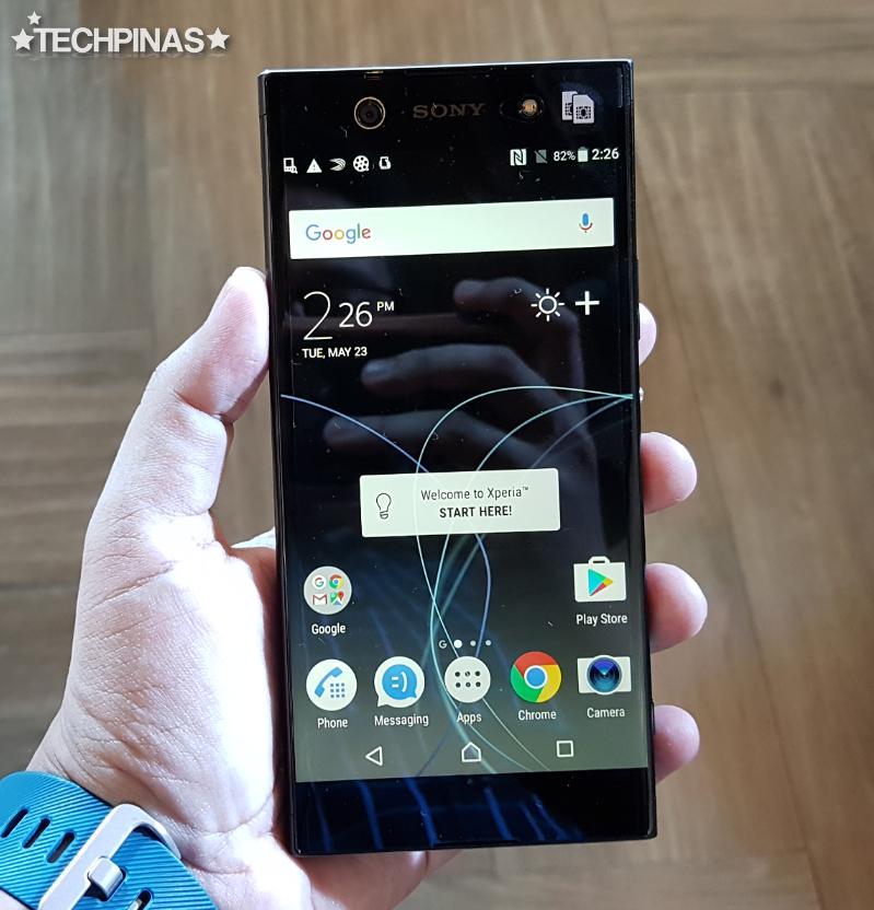 Sony Xperia XA1 Ultra Android Smartphone Phablet