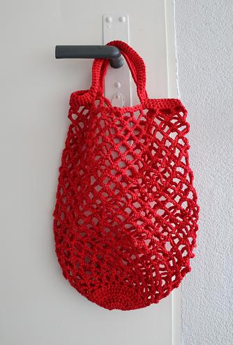 DIY-Tipp für einen selbst gehäkelten Einkaufsbeutel von Ars Vera inklusive Häkelanleitung