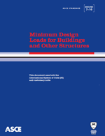 Minimum Design Loads for Buildings and Other Structures, ASCE 7-10