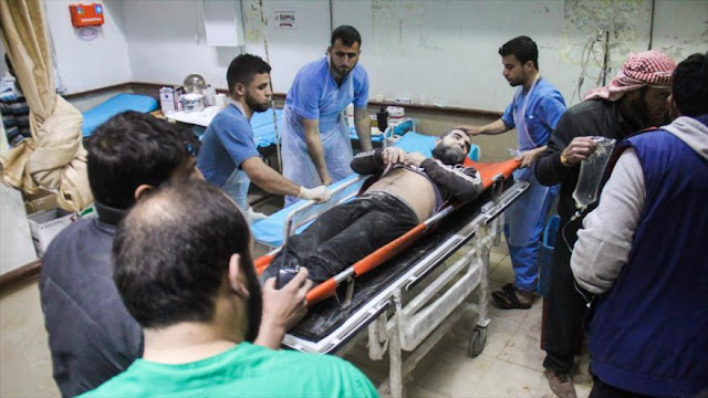 ¿Quién es el verdadero responsable del ataque químico en Siria?