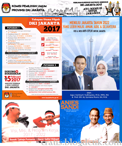 Gambar Suksesi Jakarta 2017
