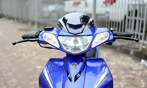 Yamaha 125zr 2016 tại Sài Gòn 5