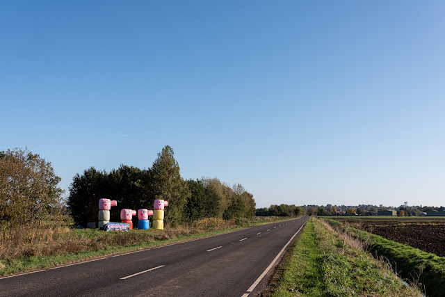 Roadside attraction - NW Lincolnshire