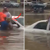 WATCH: Filipino Saves A Stranded Man In Saudi When Everyone Else Were Afraid To Step Into The Water