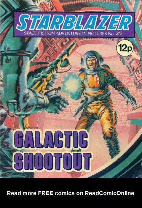 Starblazer issue 25 - Page 1