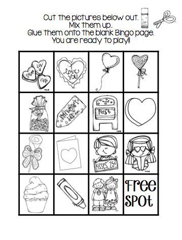 1st Grade Hip Hip Hooray!: Valentine Excitement and a FREEBIE!