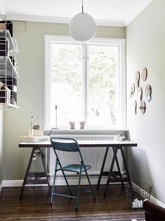 Interior] azul vintage y madera envejecida – virlova style