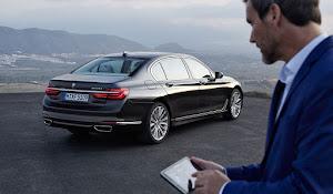 2016 Model BMW 750Lİ ve HD Resimleri