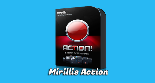 Mirillis Action Multilanguage