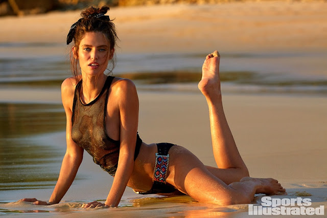 Bianca Balti named Sports Illustrated Swimsuit Issue 2017 rookie