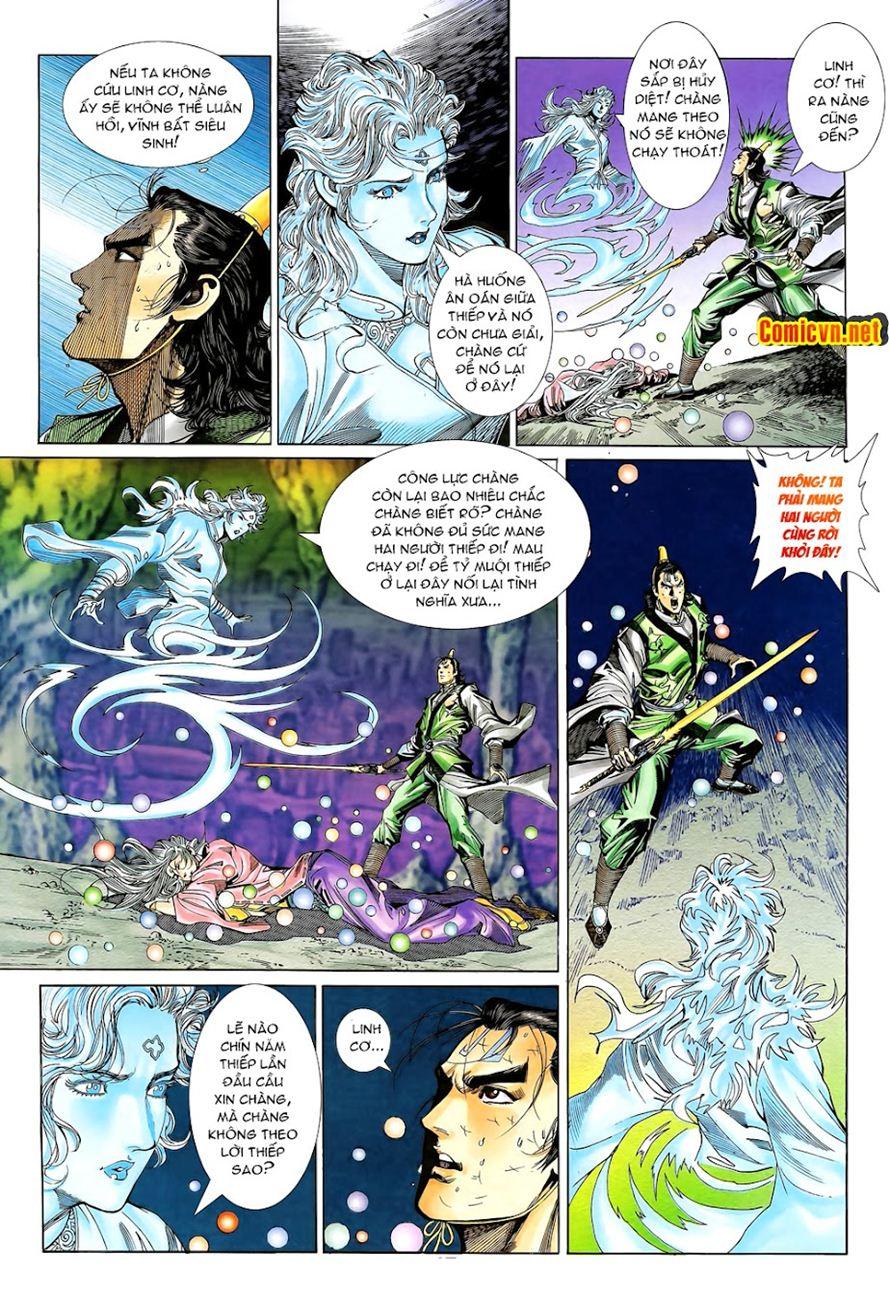 Đại Đường Uy Long chapter 84 trang 24