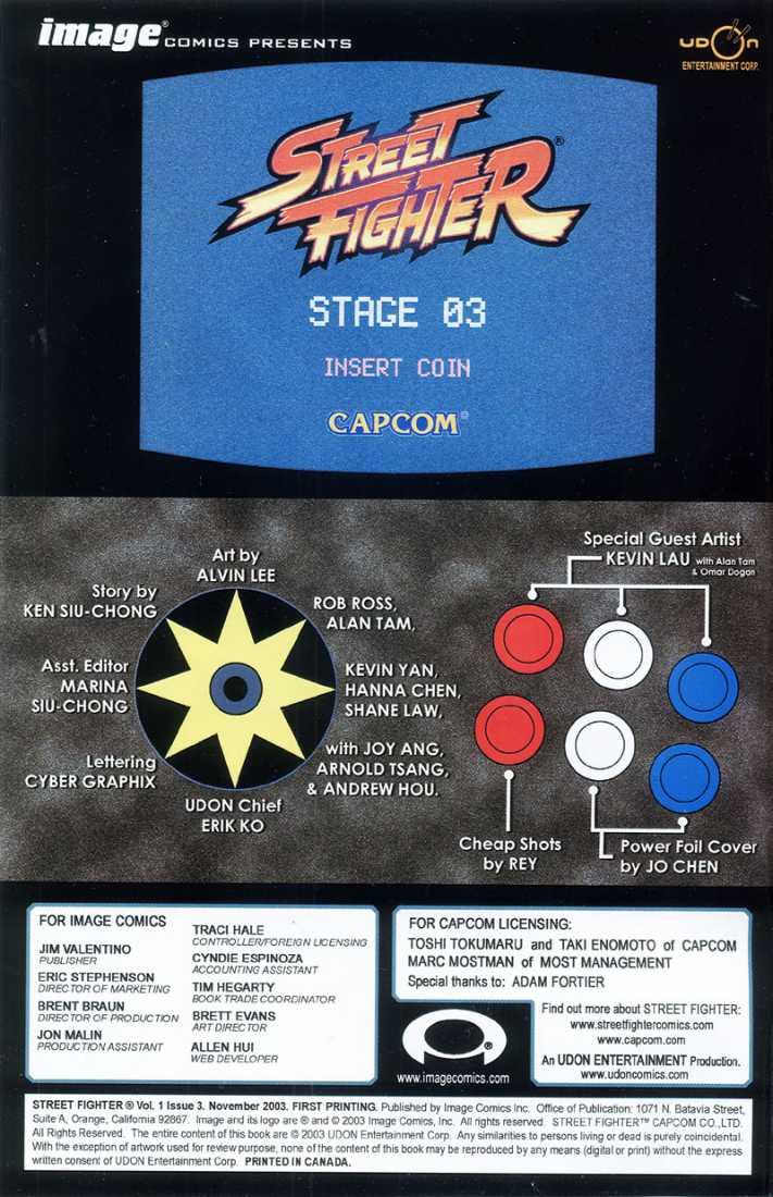 Street Fighter  Chap 003 - Truyenmoi.xyz