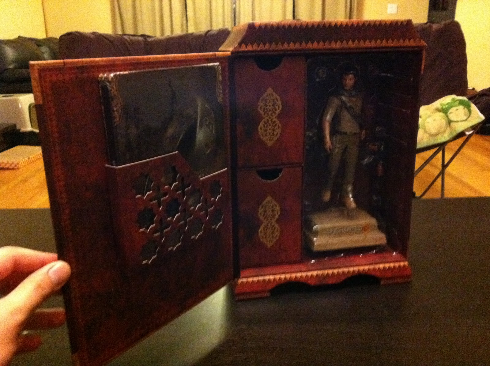 Gameritis Uncharted 3 Collector S Edition Arrives