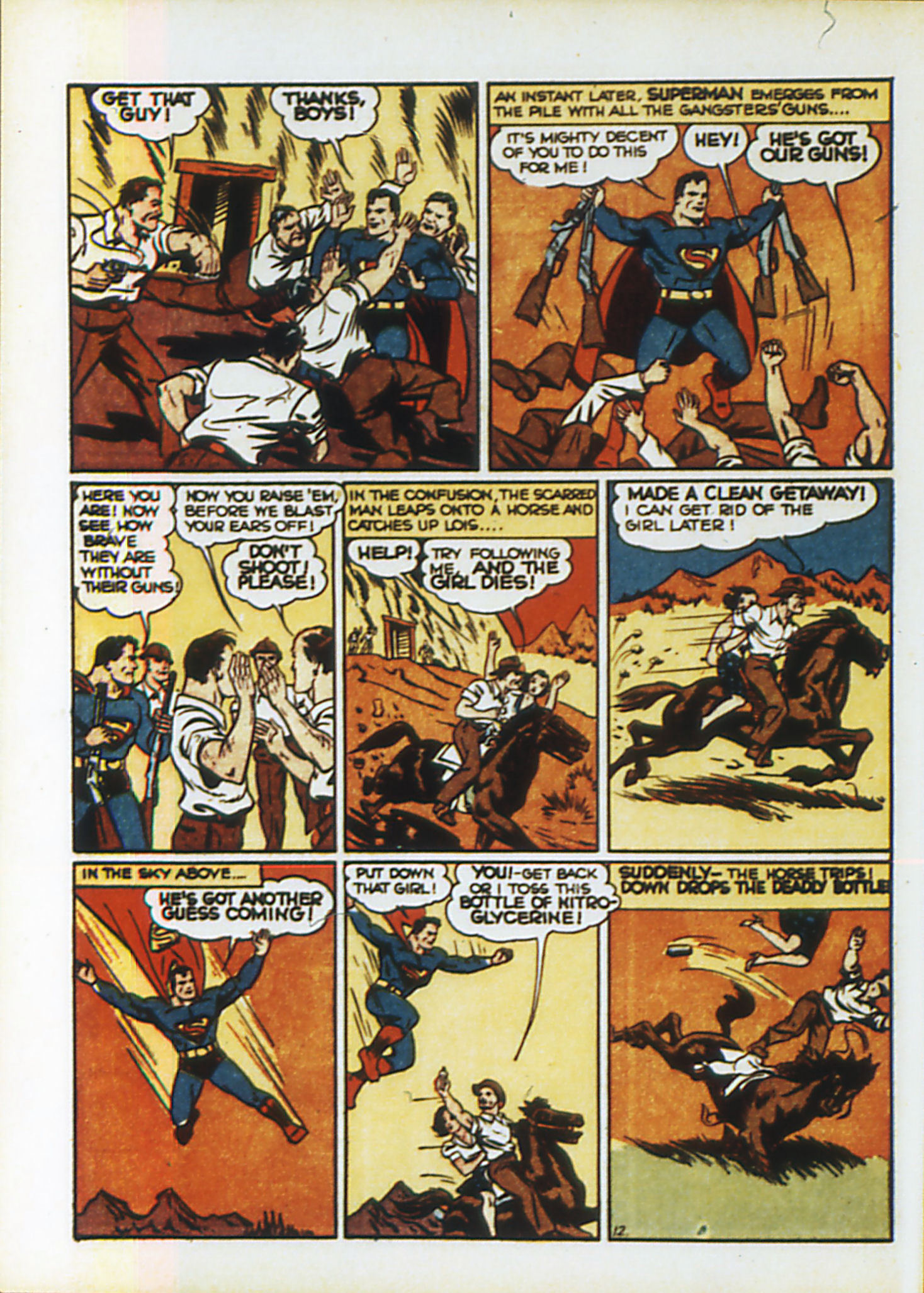 Action Comics (1938) 35 Page 14