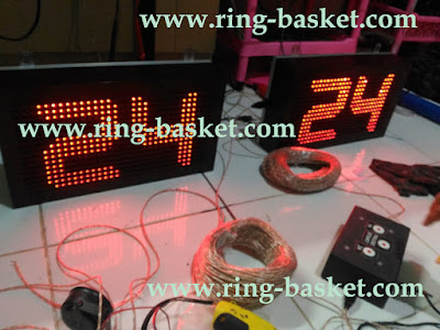 shot clock basket