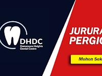 Jawatan Kosong di Damansara Heights Dental Centre - Jururawat Klinik Pergigian / Gaji RM2,500.00++