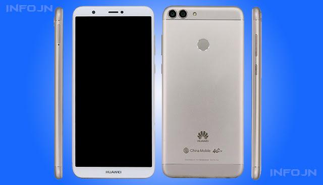تسريب : صور ومواصفات هاتف Huawei Enjoy 7S القادم
