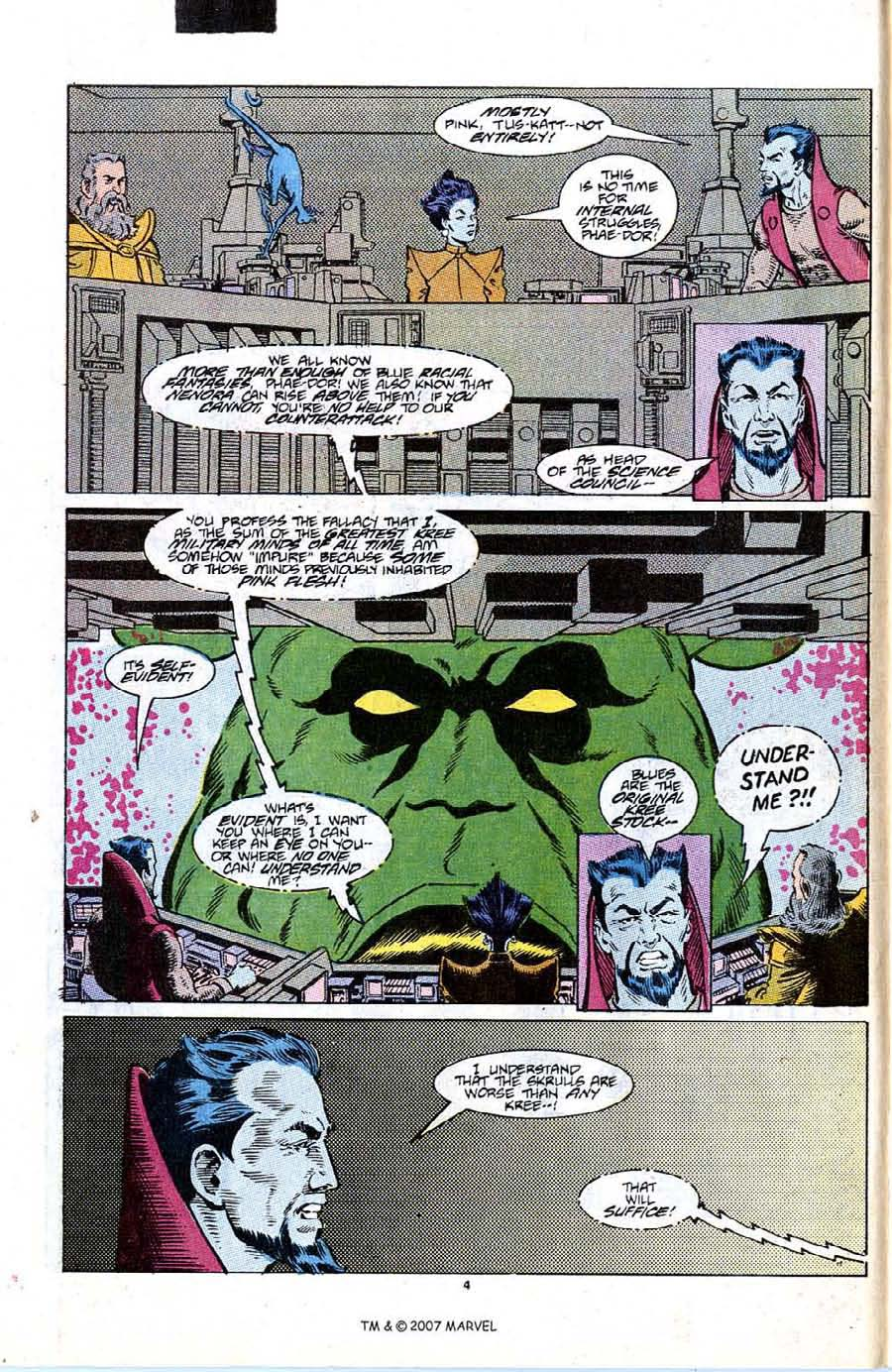 Read online Silver Surfer (1987) comic -  Issue #6 - 6