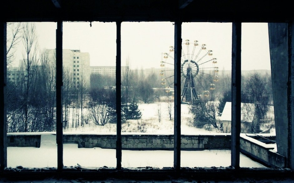 Pripyat, Ukraine - 30 Abandoned Places that Look Truly Beautiful