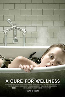 Sinopsis A Cure for Wellness (2017)