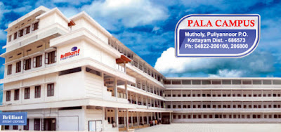 brilliant pala campus admissions fees courses classes