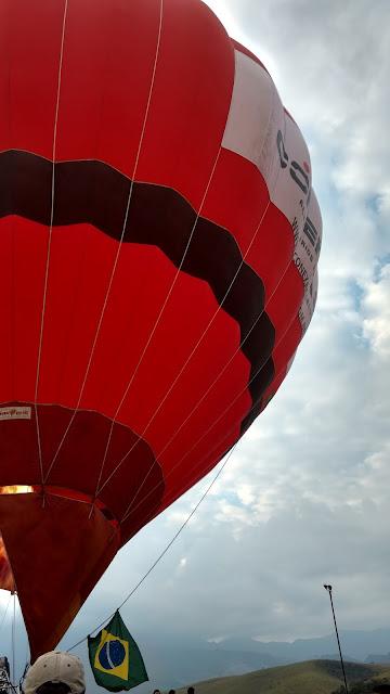 balão esporte radical céu natureza foto fotografia